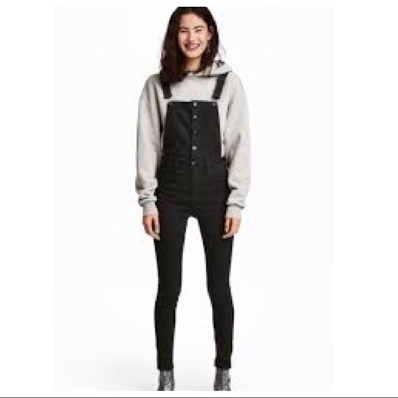 competitive price better price for Good Prices 🖤H&M Black Overalls🖤